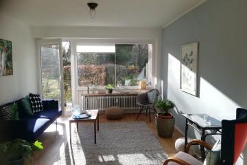 Praxisraum für systemische Therapie, Coaching und Paartherapie in der Giesestraße 7 in Hamburg Altona